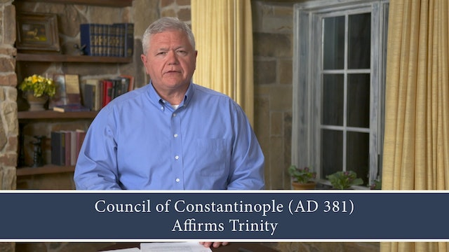 Engaging Theology - Session 3 - Trinity: Father, Son, and Holy Spirit