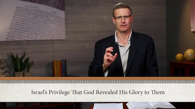 God's Glory Alone - Session 4 - In th...