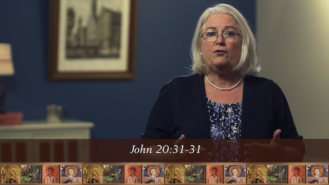 Letters to the Church Video Lectures - Session 13 - First John: Reassurance for Christians in Confusing Times