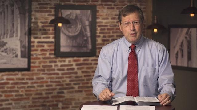 2 Corinthians - Session 8 - 2 Corinthians 4:1-18