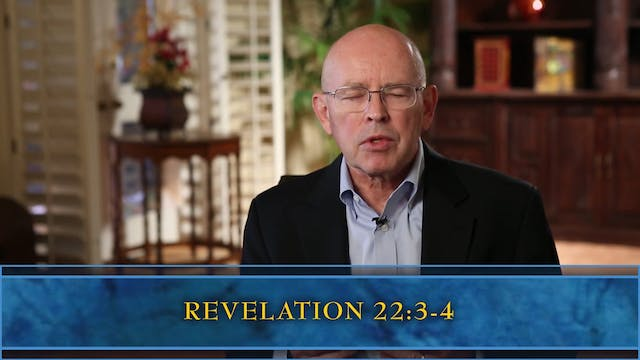 """Session 13 -The Character of God: """"Co..."""