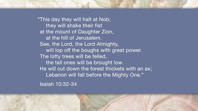 Isaiah, A Video Study - Session 14 - ...
