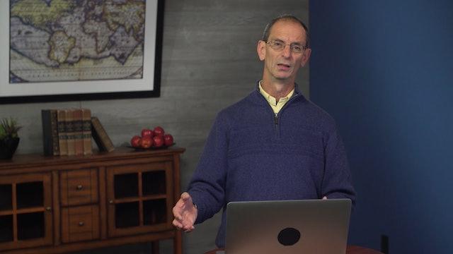 Galatians, A Video Study - Session 22 - Galatians 5:13-15