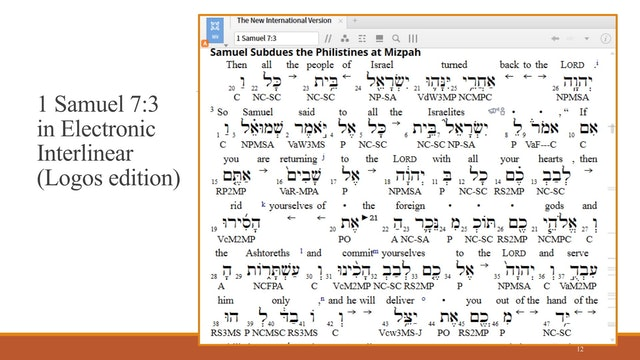Hebrew for the Rest of Us Video Lectures - Session 9: What's in a Name? – Overview of Nominals