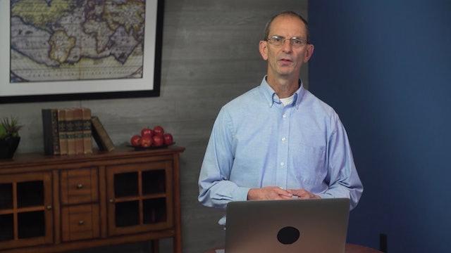 Galatians, A Video Study - Session 24 - Galatians 5:25-6:5