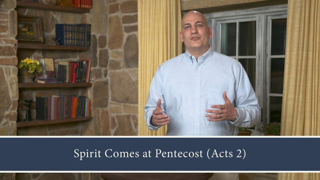 Engaging Theology - Session 7 - Holy Spirit: The Lord and Giver of Life