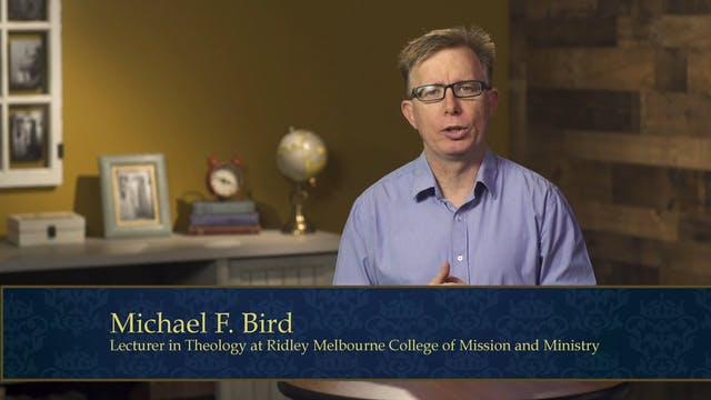 Evangelical Theology - Session 1.2 - ...