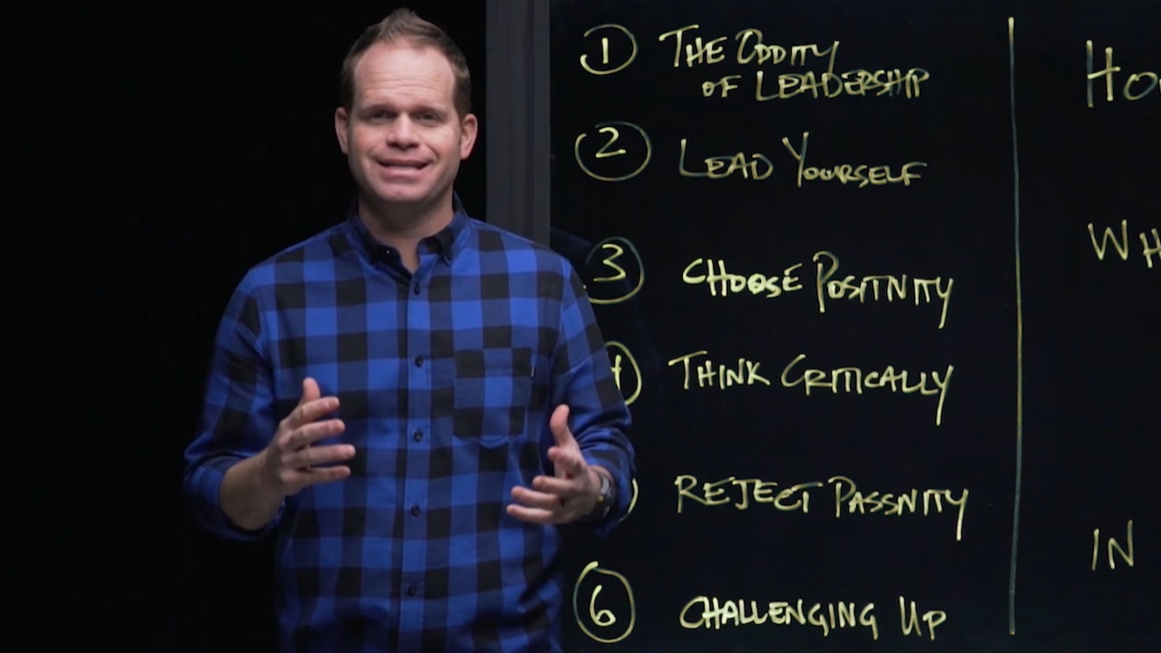 How to Lead When You're Not in Charge (Clay Scroggins)