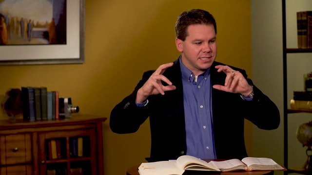 A Theology of Biblical Counseling - Session 3 - A Theology of Common Grace