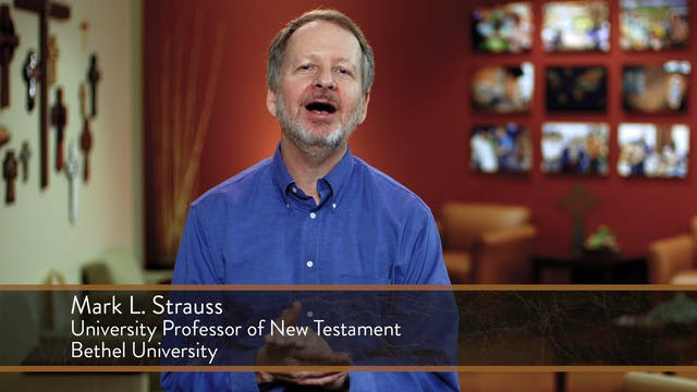 Mark - Session 40 - Mark 10:13-16