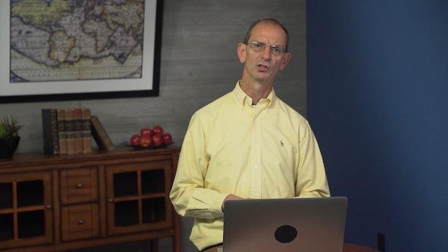 Galatians, A Video Study - Session 20 - Galatians 5:2-6