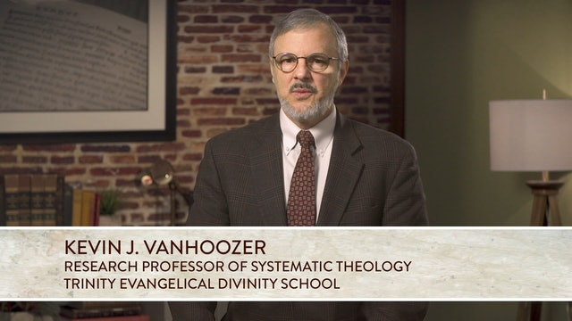 Five Views on Biblical Inerrancy - Session 4 - Augustinian Inerrancy (Vanhoozer)