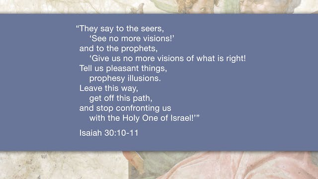 Isaiah, A Video Study - Session 34 - ...
