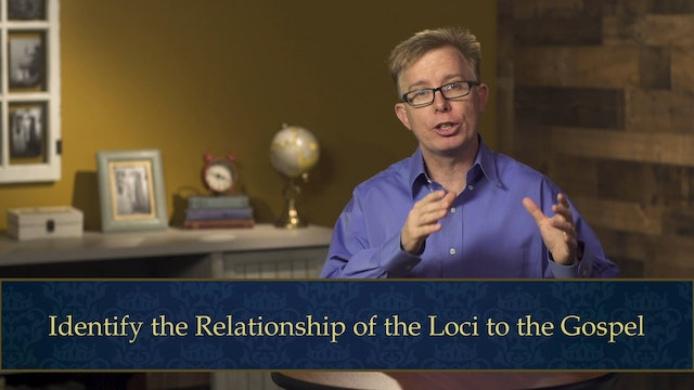 Evangelical Theology - Session 1.7 - Toward a Gospel-Driven Theological Method