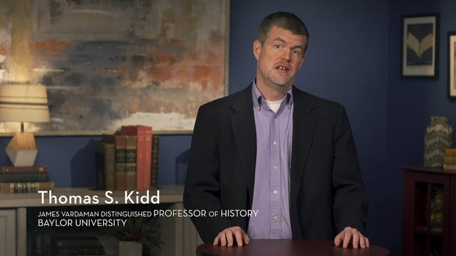 America's Religious History - Session 15 - Immigration, Diversity, and Culture