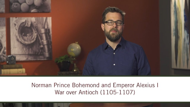 Christian History - Session 12 - War and Peace: 1100-1200