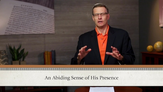 God's Glory Alone - Session 11 - Fear of the Lord in an Age of Narcissism, Part1