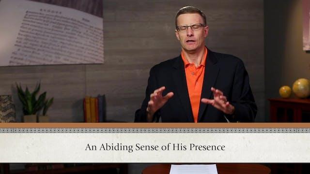 God's Glory Alone - Session 11 - Fear...