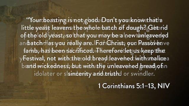 1 Corinthians - Session 11 - 1 Corint...