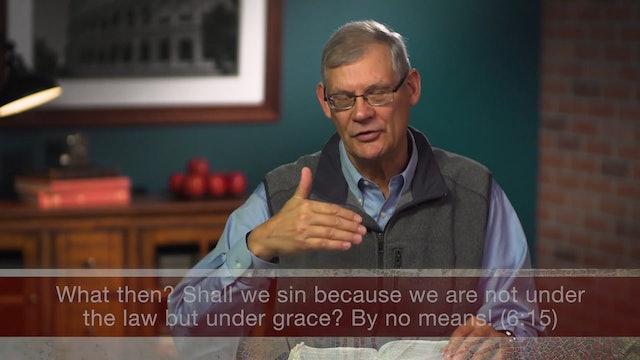 Romans, A Video Study - Session 19 - Romans 6:15-23