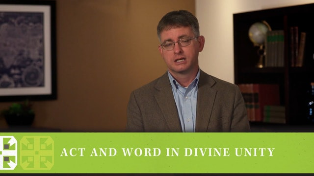 The Triune God, A Video Study - Session 2 - Revelation of the Triune God, Part Two