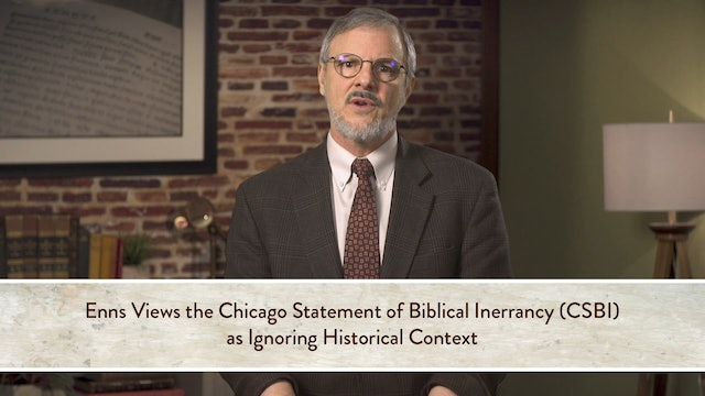 Five Views on Biblical Inerrancy - Session 2.3 - Kevin J. Vanhoozer Response