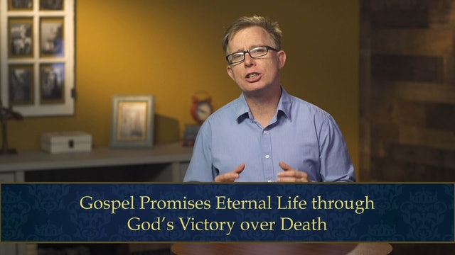 Evangelical Theology -Session 3.6- Intermediate State: What Happens When You Die