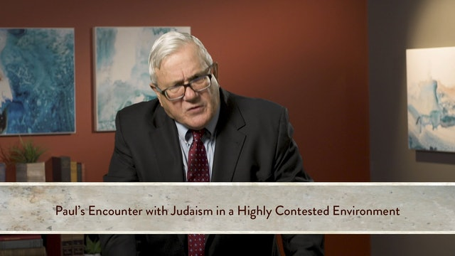 Four Views on the Apostle Paul - Session 4.2 - Luke Timothy Johnson Response