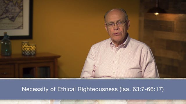Isaiah, A Video Study - Session 74 - ...