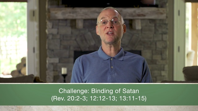 Revelation, A Video Study - Session 20 - Revelation 20