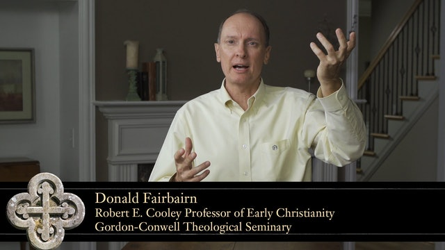 The Global Church - Session 13 - Grappling with the Incarnation