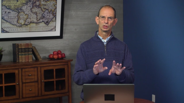 Galatians, A Video Study - Session 2 - Introduction to Galatians Part 2