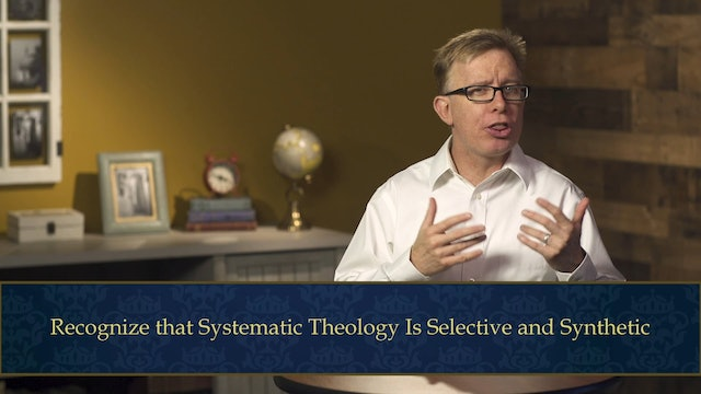 Evangelical Theology - Session 1.5 - Is Theology Possible?