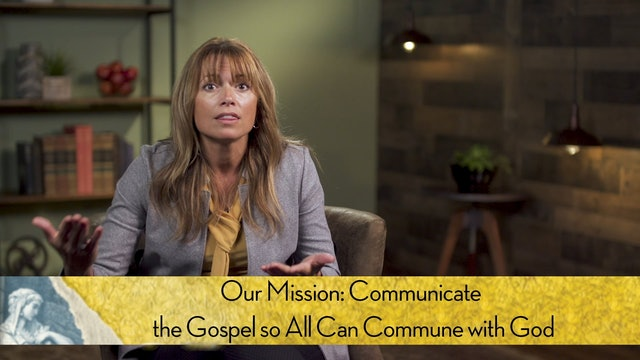 RBMW - Session 6 - What Church Is For