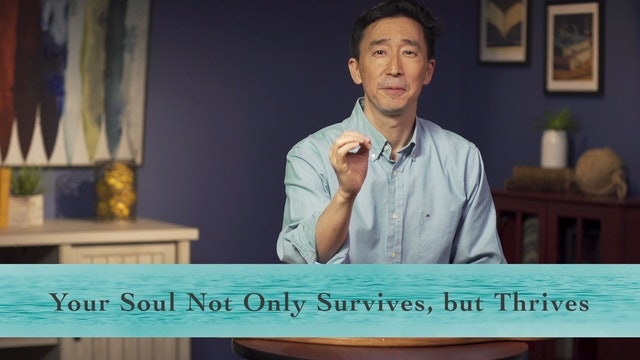 Survival Guide for the Soul - Session 12 - Redefining Greatness