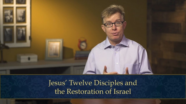 Evangelical Theology - Session 4.3 - The Life of Jesus
