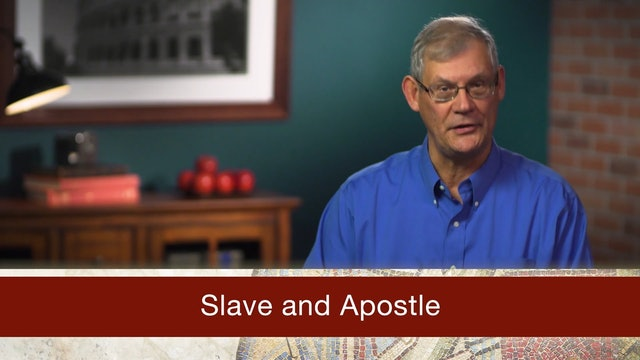 Romans, A Video Study - Session 1 - Romans 1:1-7