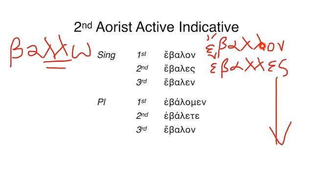 Reading Biblical Greek - Session 53A ...