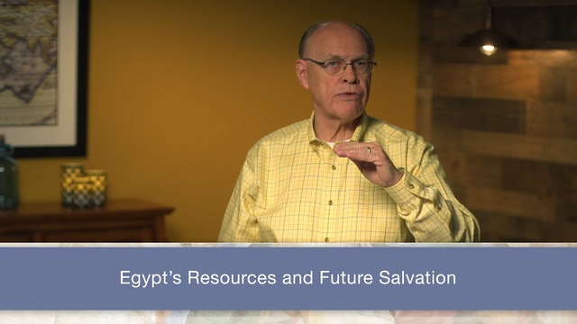 Isaiah, A Video Study - Session 23 - Isaiah 19:1-20:6