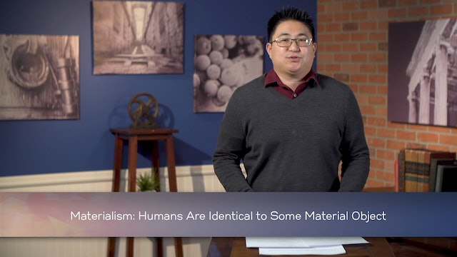 Intro to Christian Philosophical Theology - Session 7 - Resurrection and Life