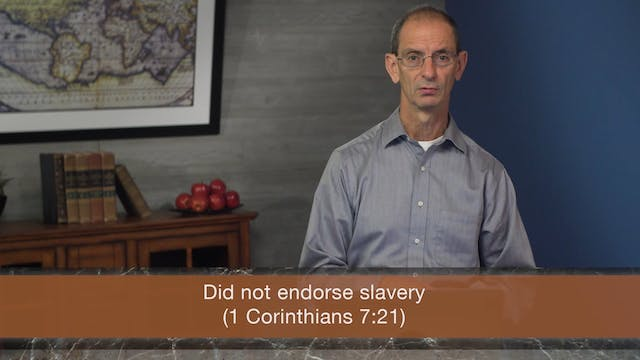 Galatians, A Video Study - Session 15...