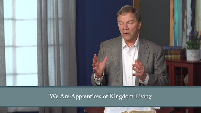 Conformed to His Image - Session 7 - Disciplined: Dependence and Discipline