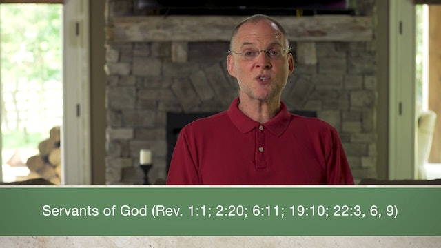 Revelation, A Video Study - Session 7 - Revelation 7