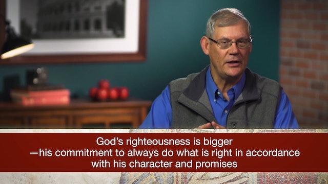 Romans, A Video Study - Session 8 - Romans 3:1-8