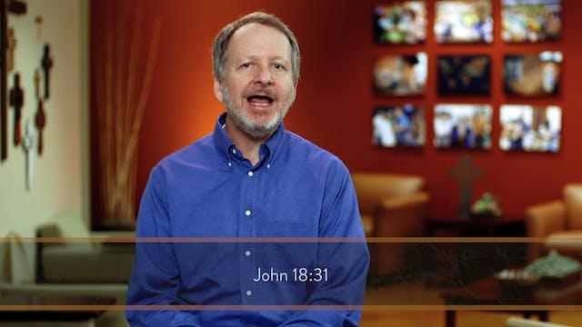 Mark - Session 62 - Mark 15:1-15