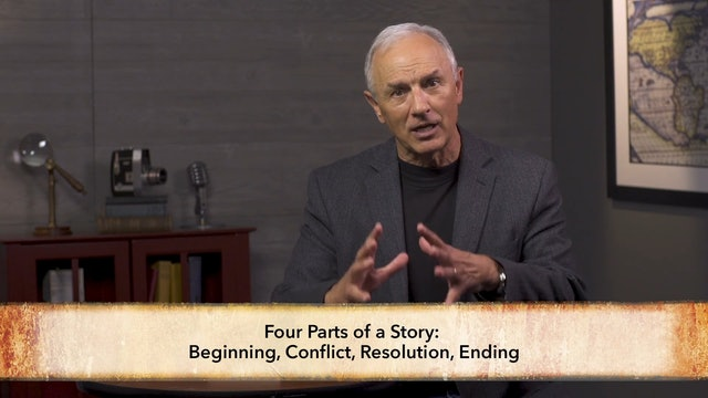 The Story of Reality - Session 2 - Part One: God