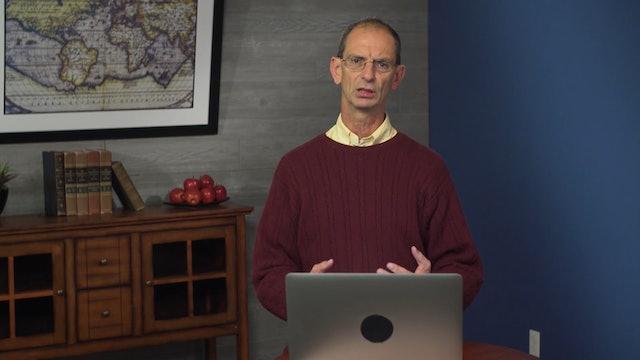 Galatians, A Video Study - Session 6 - Galatians 2:1-5