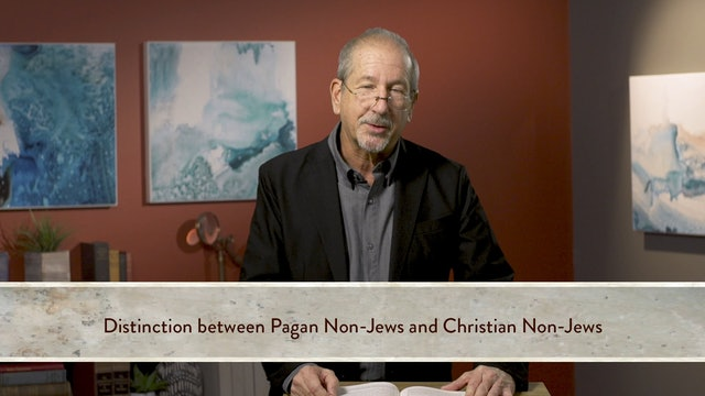 Four Views on the Apostle Paul - Session 3.3 - Mark D. Nanos Response