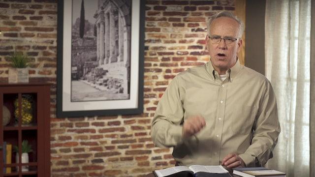 Ephesians (SoG) - Session 9 - Ephesians 4:1-6