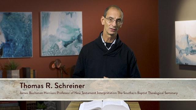 Four Views on the Apostle Paul - Session 3.1 - Thomas R. Schreiner Response